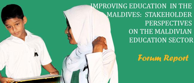 Education Forum Report